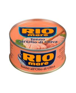 Тунец Rio Mare All'Olio di oliva 80 g