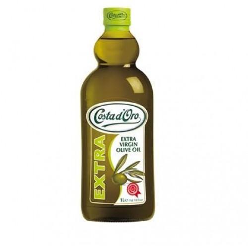 Оливковое масло Costa d`Oro, Extra virgin oil, 1л