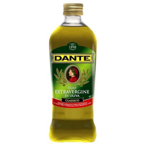 Оливковое масло Dante Classico extra vergine di oliva 1 л