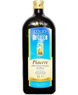 Оливковое масло De Cecco Piacere olio extra vergine 1L