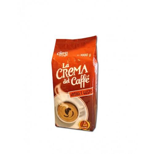 Кофе в зернах La crema del caffe aroma e gusto 1 кг