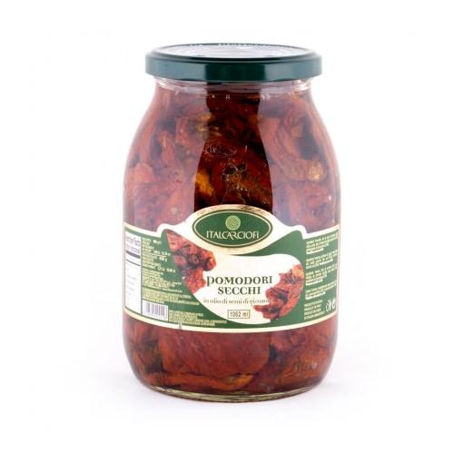 Вяленые помидоры Italcarciofi pomodori secchi 1кг